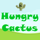 Hungry Cactus icon