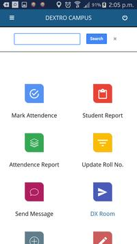 DEXTRO CAMPUS TEACHER PANEL apk screenshot