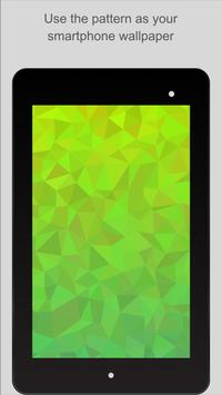 PolyGen - Create Polygon Art apk screenshot