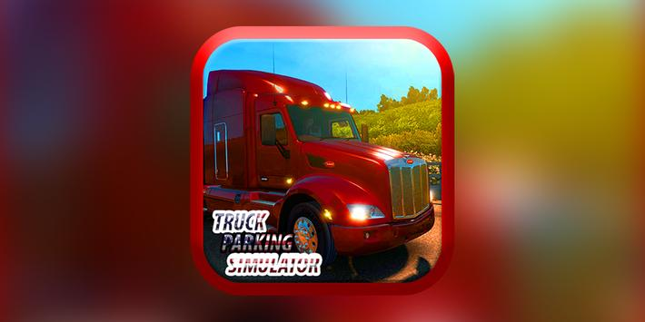 Truck Parking Simulator 2017 poster