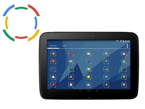 Orbit - Icon Pack screenshot 2