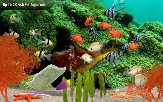 MyReef 3D Aquarium screenshot 2