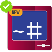 Bash Shell X [Root] icon