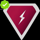Superuser X icon