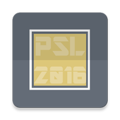 PSL 2016 With Live TV icon