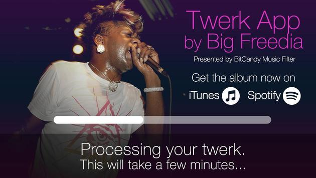 Twerk App by Big Freedia screenshot 3