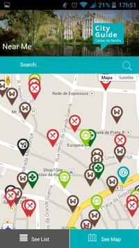 Caldas da Rainha - City Guide apk screenshot