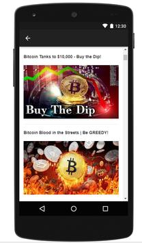 Bitcoin News apk screenshot