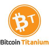 Bitcoin Titanium Wallet icon
