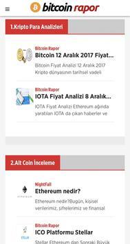 Bitcoin Rapor - Al-Sat Sinyalleri poster