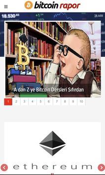 Bitcoin Rapor - Al-Sat Sinyalleri apk screenshot