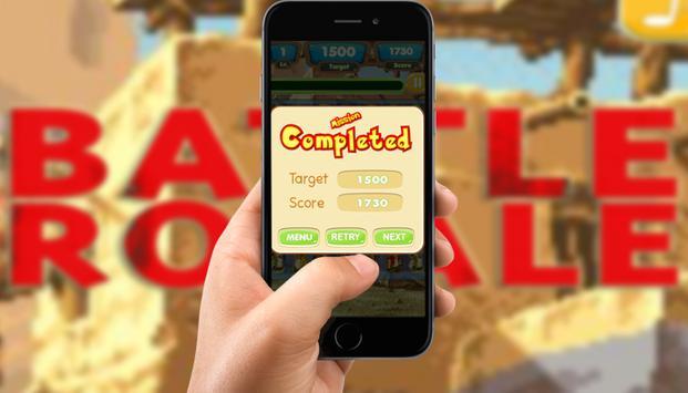 Fight Battle Royal Heroes Puzzle apk screenshot