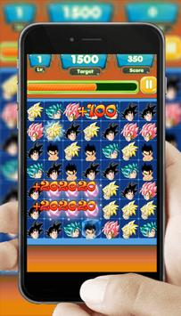 Puzzle Goku Kids Char screenshot 1