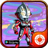 Super Ultraman Ginga Puzzle icon