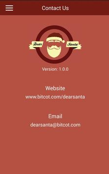 Dear Santa - create wishlist apk screenshot