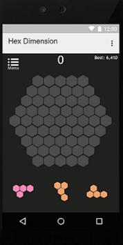 Hex Dimension poster