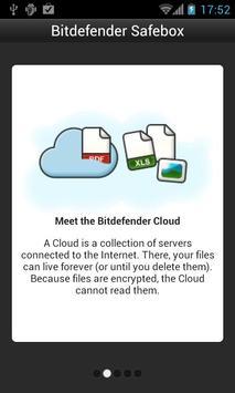 Bitdefender Safebox poster