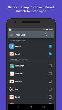 Bitdefender Mobile Security & Antivirus captura de pantalla de la apk