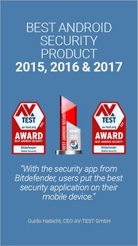 Bitdefender Mobile Security & Antivirus Poster