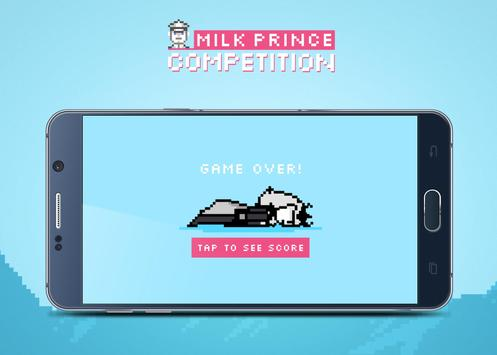 Milk Prince Competition apk screenshot