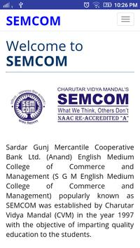 SEMCOM poster