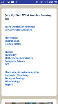 VPScience apk screenshot