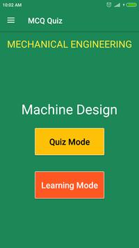 Machine Design poster