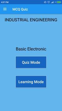 Basic Electronics (Robotics & Automation) MCQ Quiz for Android - APK
