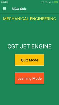 CGT & Jet Engine MCQ Quiz poster