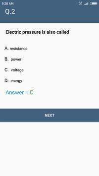 Current Electricity screenshot 4