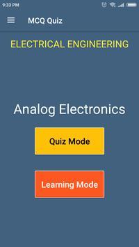 Analog Electronics poster