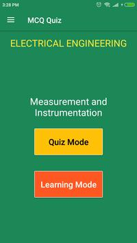 Measurement & Instrumentation (Electrical Engg) poster