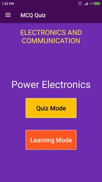Power Electronics poster