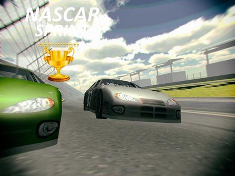Nascar Sprint Gold Cup 3D screenshot 2