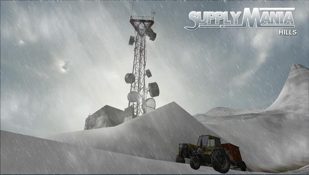Supply Mania - Adventure Hills apk screenshot