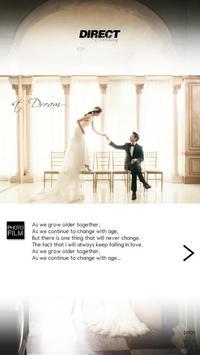 다이렉트결혼준비 웨딩 모바일화보 미리보기 screenshot 1