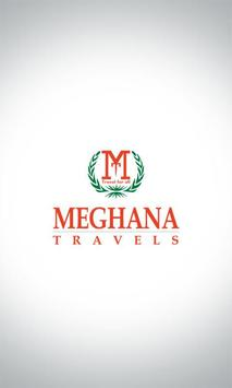 Meghana Travels poster