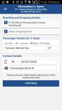 Parshwanath Travels Pvt Ltd apk screenshot