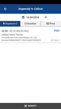 Sona Travels screenshot 1