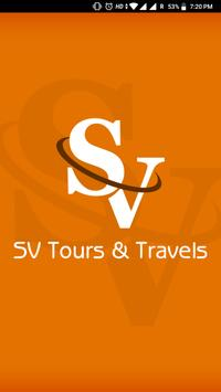 SV Tours and Travels poster