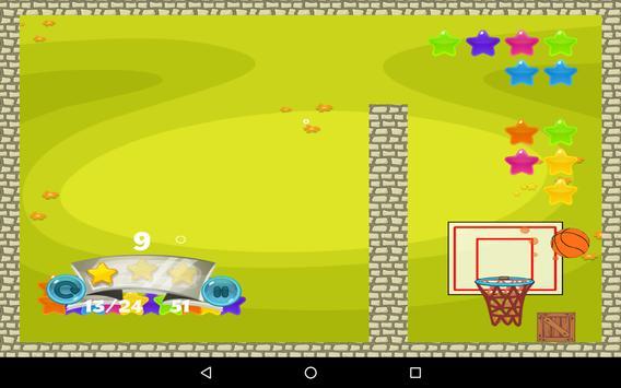Basketball Challenge Shot apk screenshot