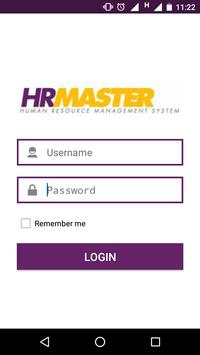 HR Master poster