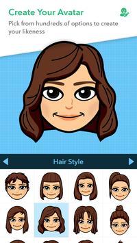 Bitmoji – Your Personal Emoji apk screenshot
