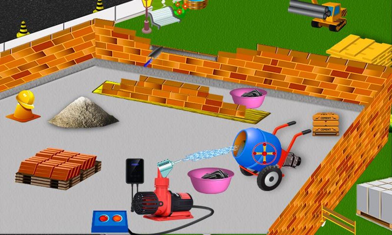 Building Construction Games Apk