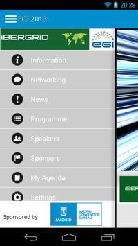 EGI Technical Forum 2013 screenshot 1