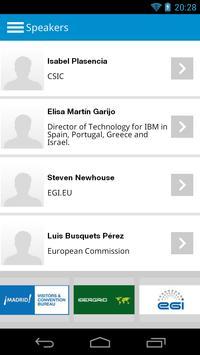 EGI Technical Forum 2013 screenshot 4
