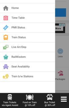 LIVE TRAINS STATUS apk screenshot
