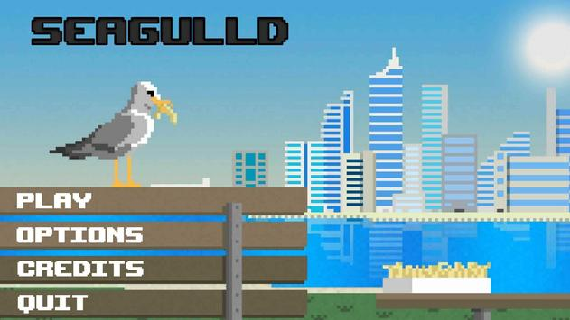 SEAGULL'D poster