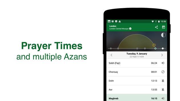 Muslim Pro - Waktu Sholat, Adzan, Quran, Kiblat apk screenshot