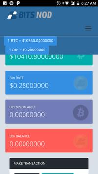 BTNwallet apk screenshot